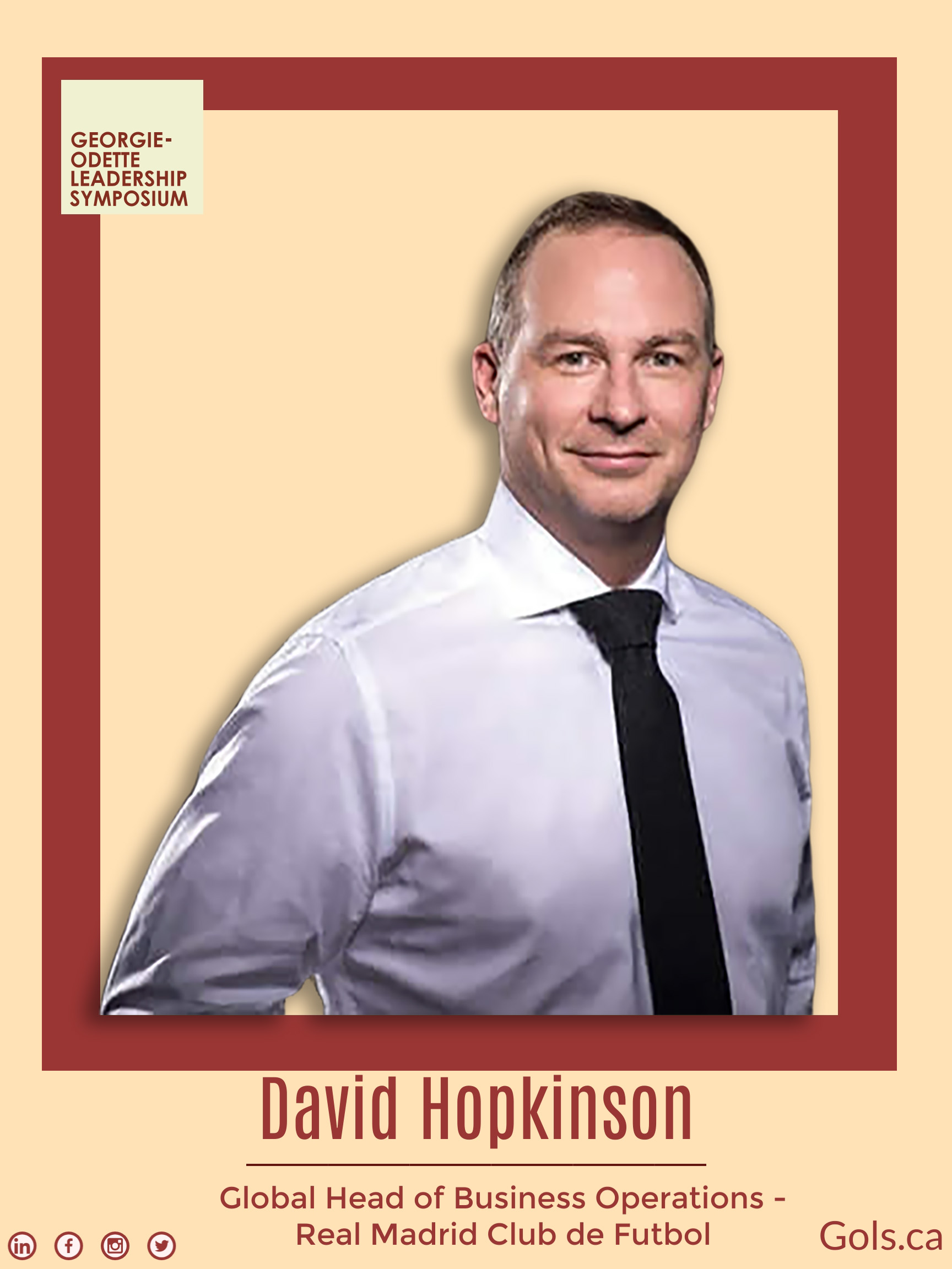 David Hopkinson