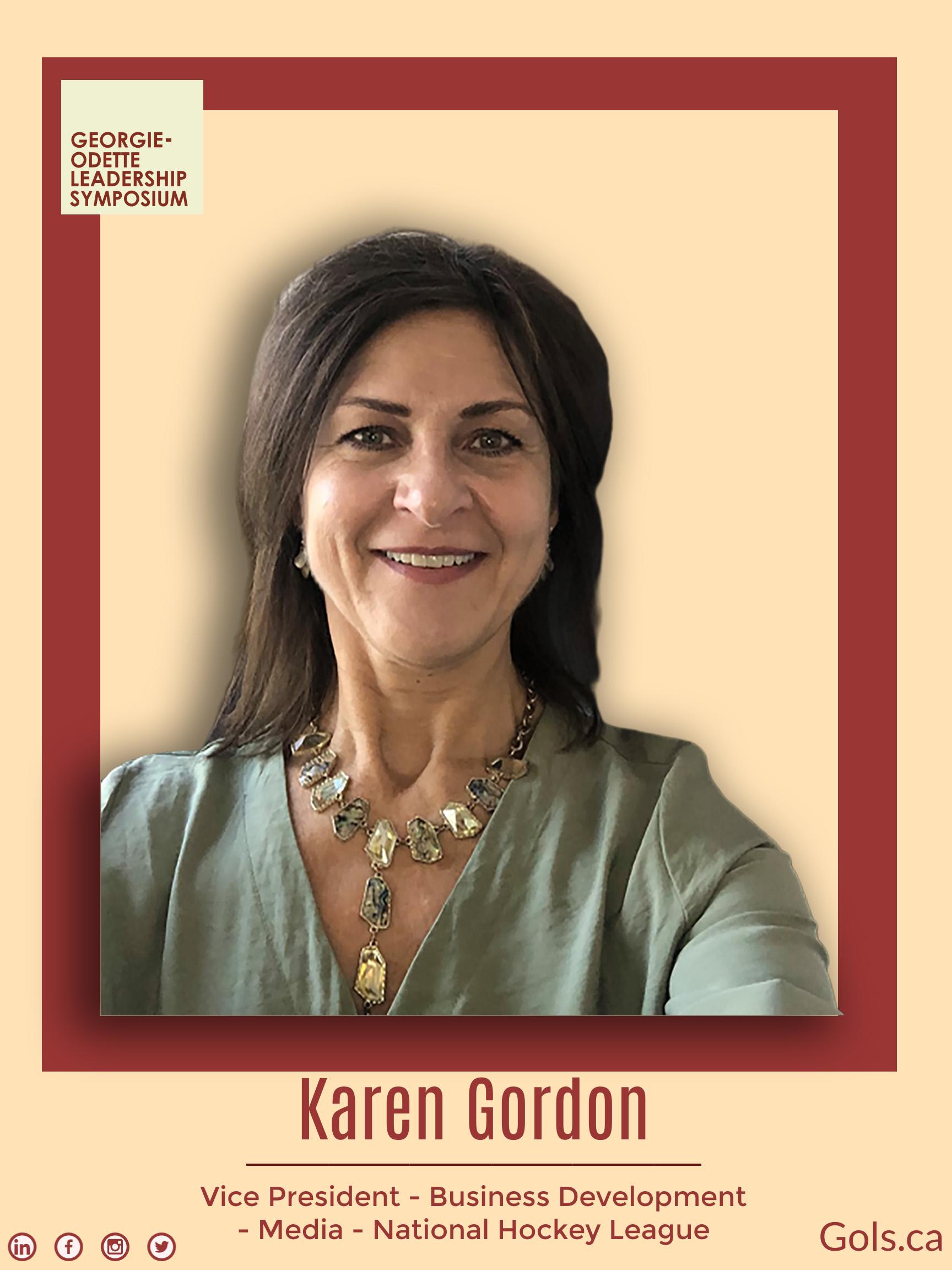 Karen Gordon